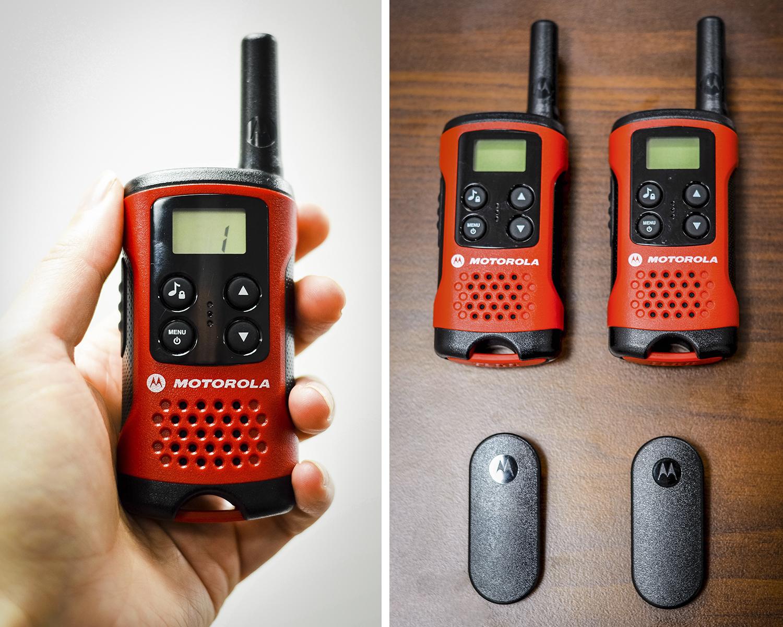 Motorola TLKR T40 2