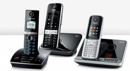 How to register your new handset