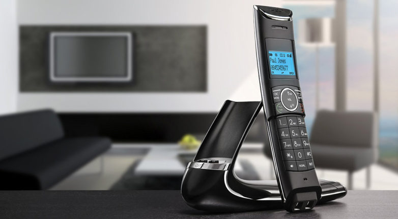 The IDect Boomerang U2013 A Stunning Designer Phone For Single And Twin Setups