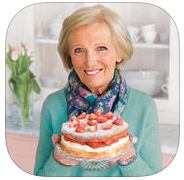 mary berry bakes app