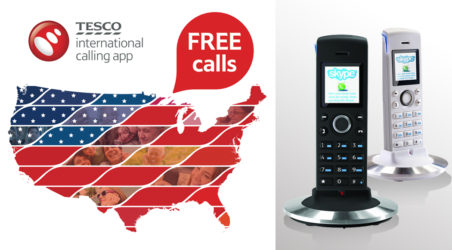 Tesco Offering Free Calls To America This Christmas - liGo - liGo