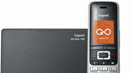Introducing the Siemens Gigaset S850 Go