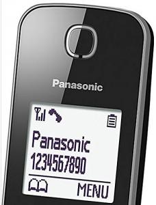 Panasonic KX-TGD320 close view