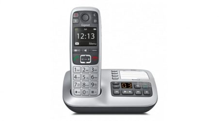 Gigaset E550 Cordless Phone: Review