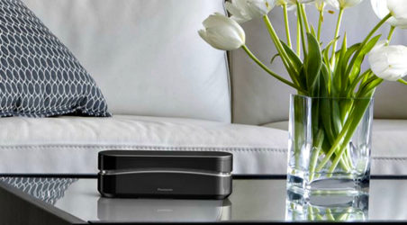 The Exciting, Minimalist Modernity of the Panasonic KX-TGK320