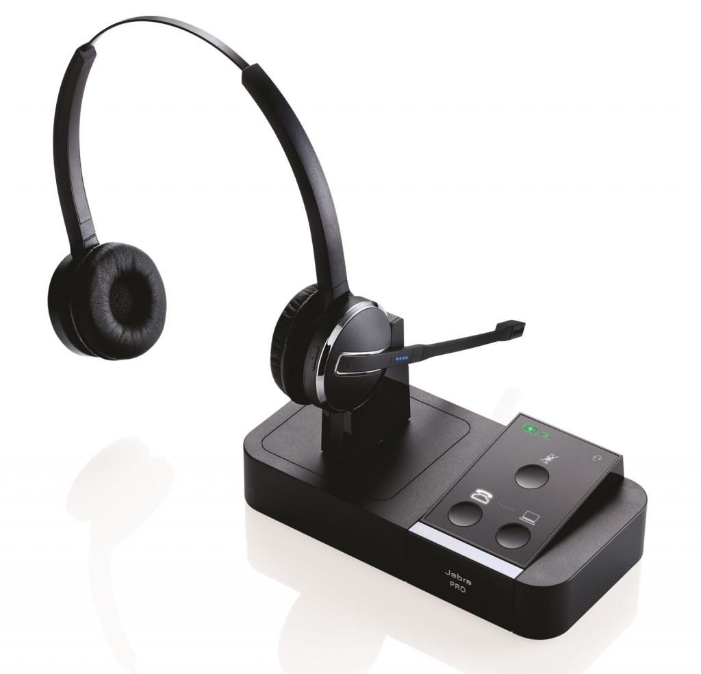 Jabra Pro 9450 Premium Headset
