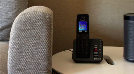 Panasonic KX-TGH260 Link2Mobile Home Phone Review