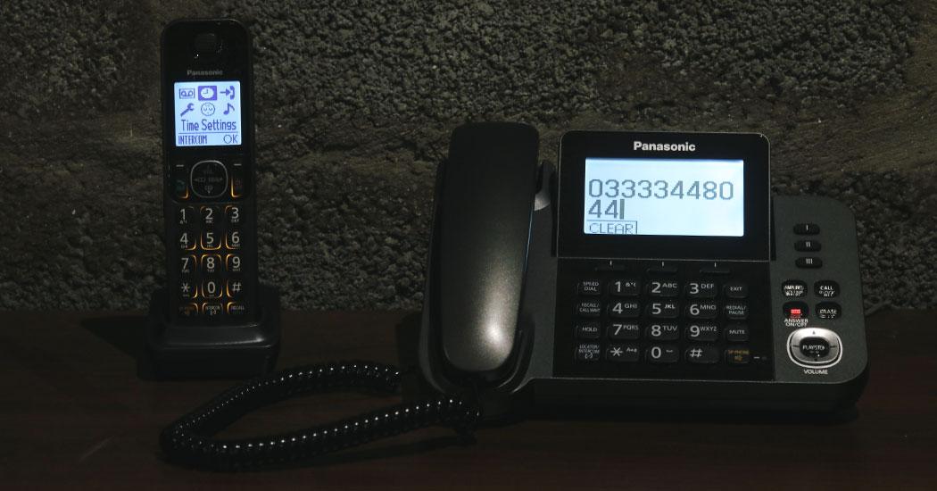 corded landline phones reviews