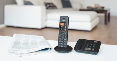 First look at the new Gigaset Premium C570A Cordless Phone