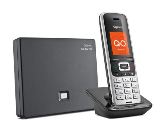 VoIP Phone Gigaset S850A