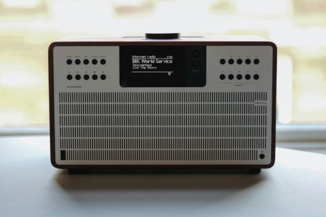 Revo SuperCD Design