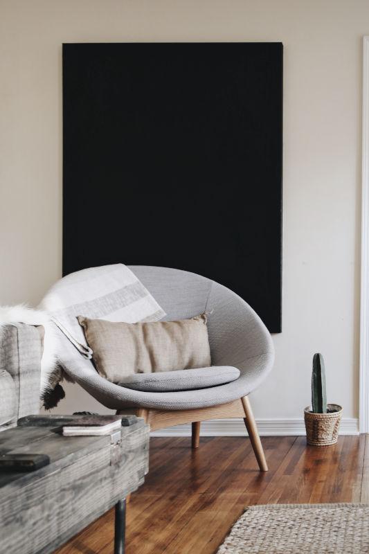 The Living Room Egg Chair
