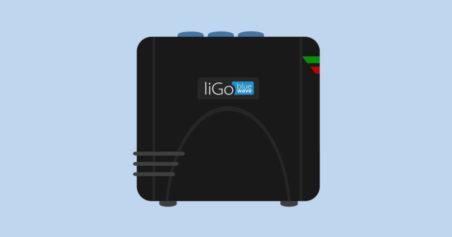 Get a liGo Bluewave for Just £5 with Selected Bundles