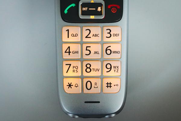 Gigaset E560A Big Buttons