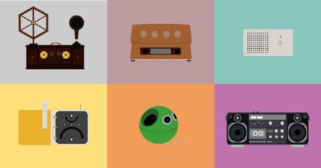 100 Years of Radio Design [Infographic]