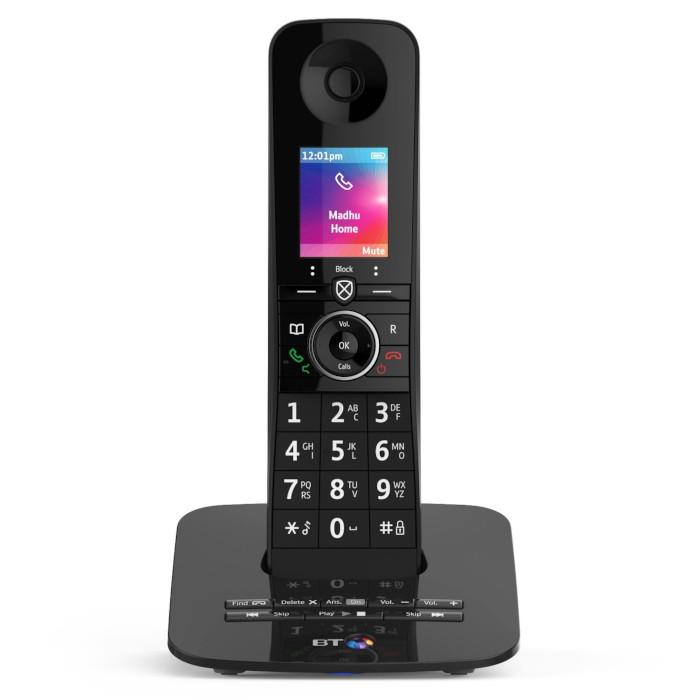 BT Premium Call Blocking Cordless Phone