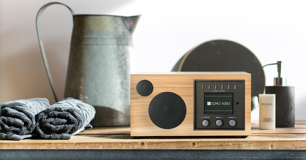 Como Audio DAB Radios
