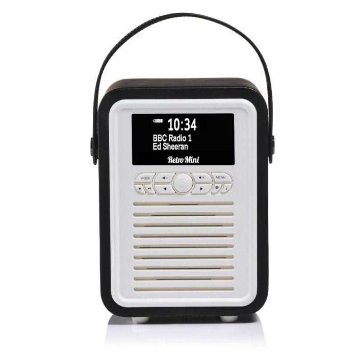 VQ-Retro-Mini-DAB-Radio-With-Bluetooth