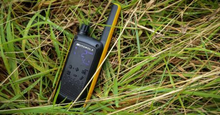 Motorola TALKABOUT T82 Two-Way Radio Review