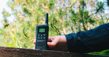 Motorola TLKR T60 Two-Way Radio Review