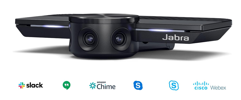 Introducing Jabra PanaCast - 180° Panoramic-4K Video