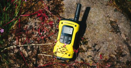 Motorola TLKR T92 Two Way Radio Review