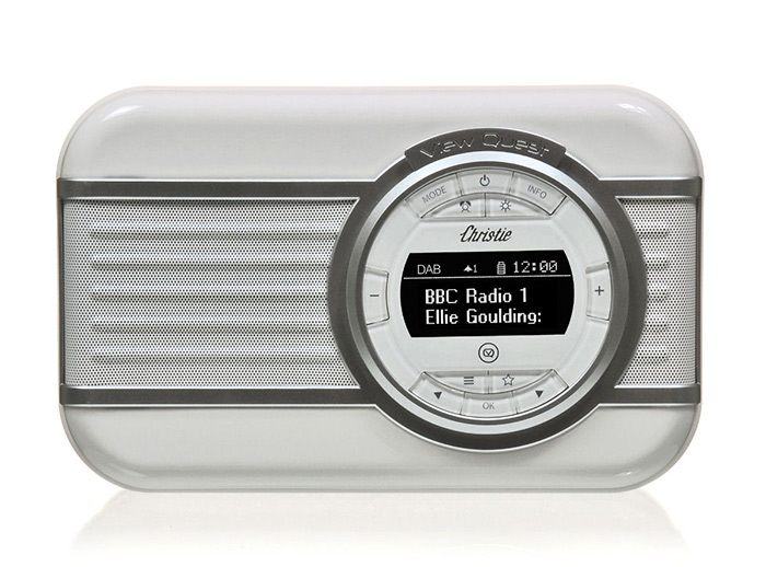 VQ Christie Rechargeable DAB Radio