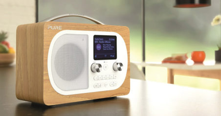 Pure Evoke H4 DAB Radio Review