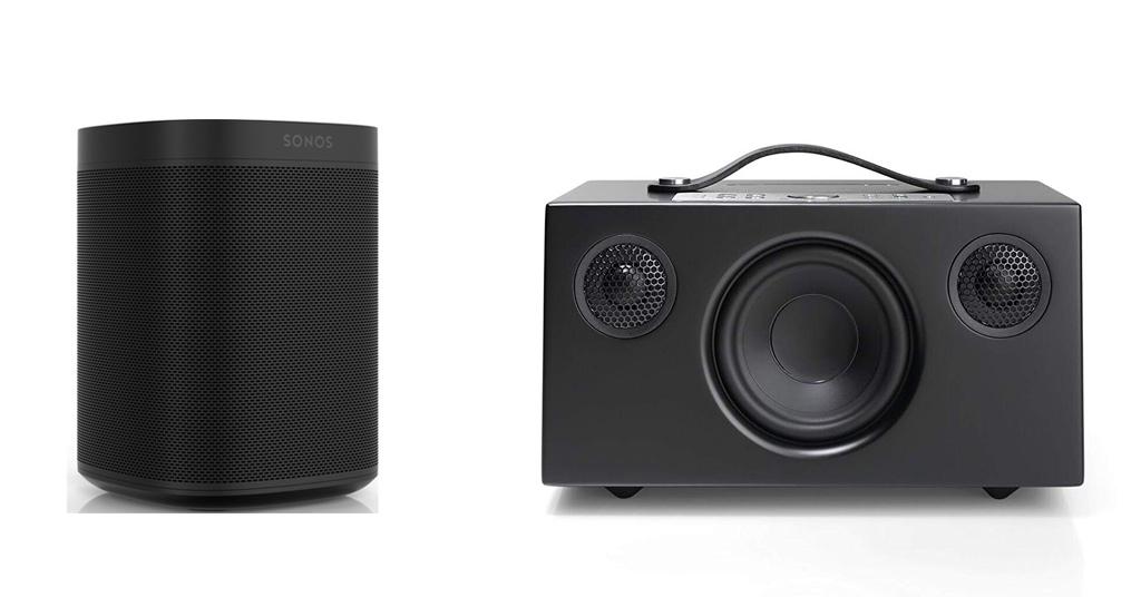 Sonos One Vs Audio Pro Addon C5A