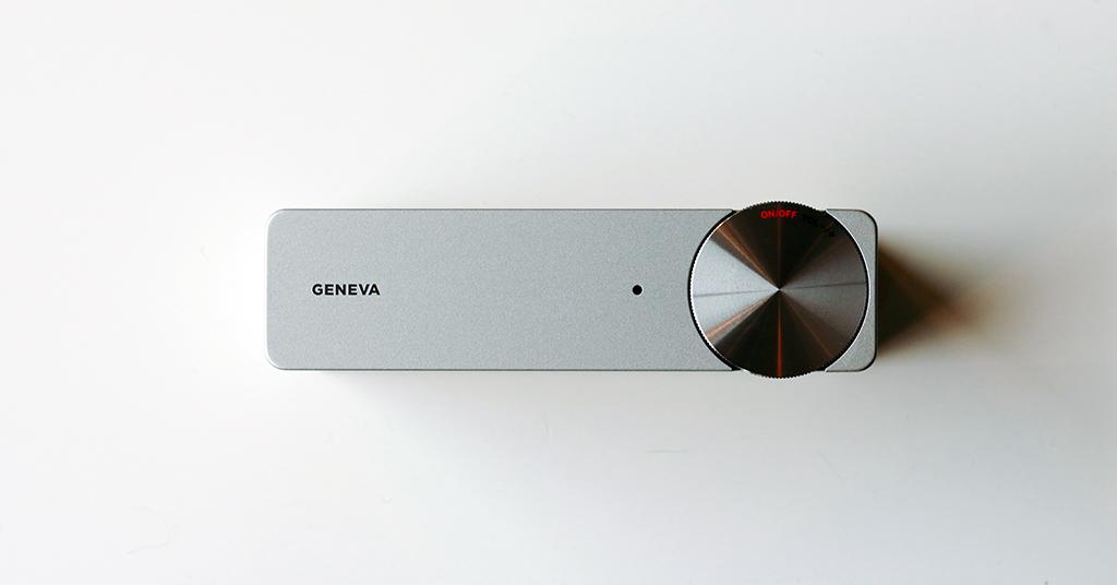 Geneva Touring XS Controls