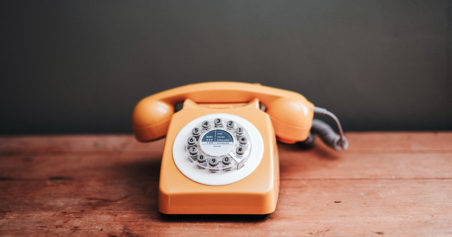 A Defence of the Landline Phone