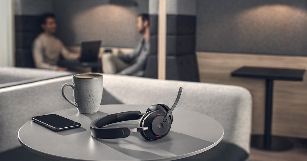 Jabra Evolve2 65 Headset Build Quality