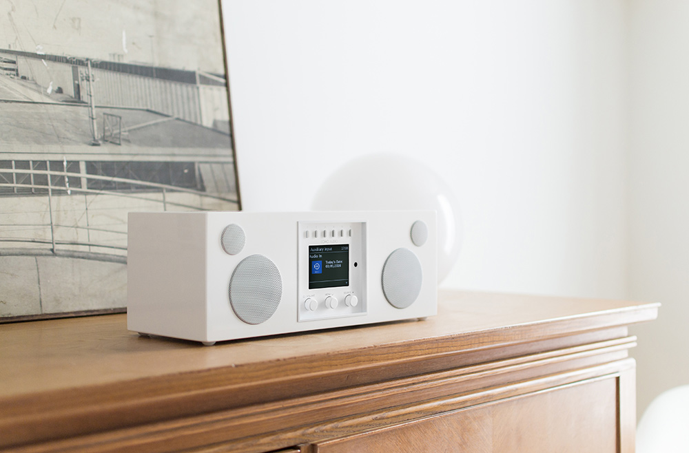 Como Audio Duetto White Features