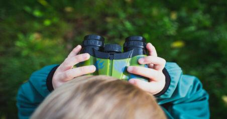 Top 3 Best Binoculars for Children