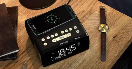 Pure Siesta Charge DAB Radio Alarm Clock Review