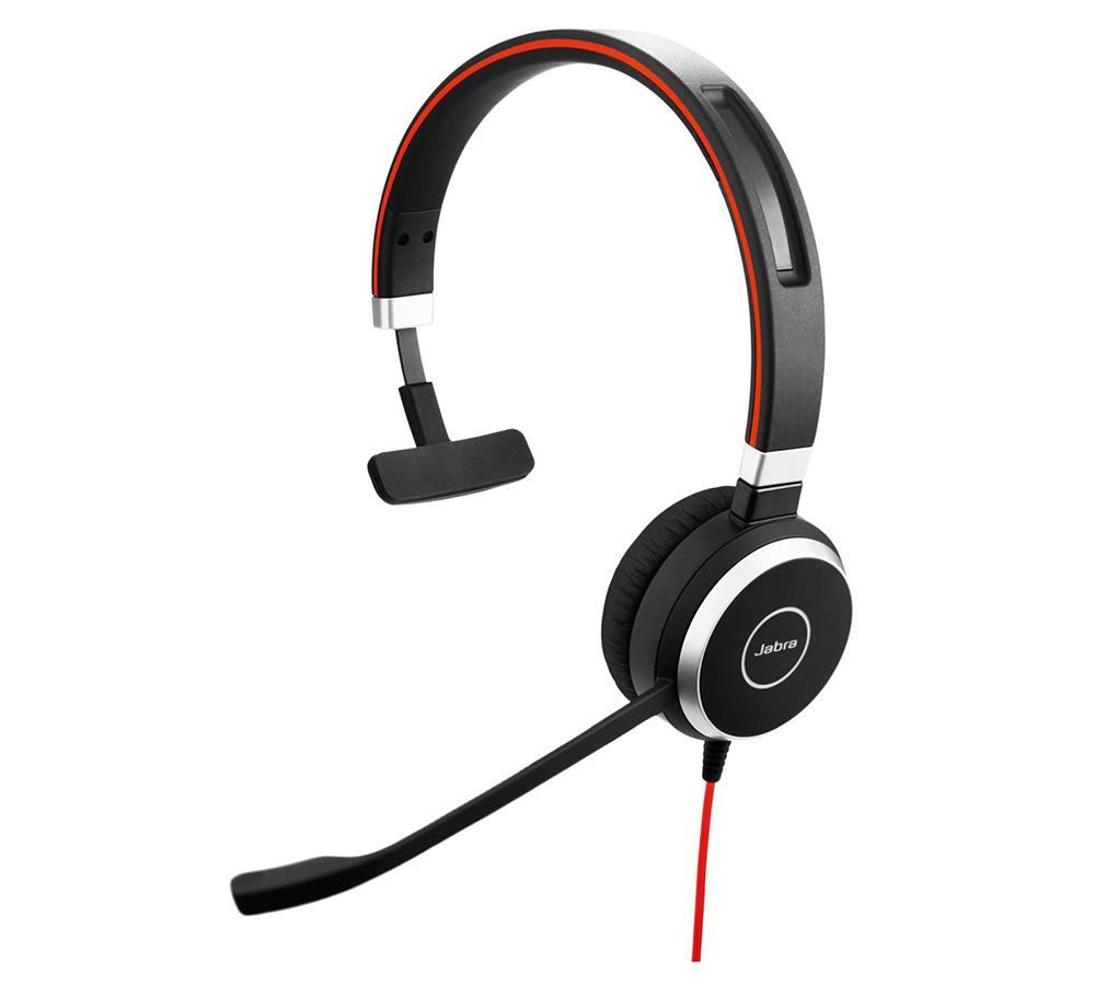 Jabra Evolve 40 Corded Headset