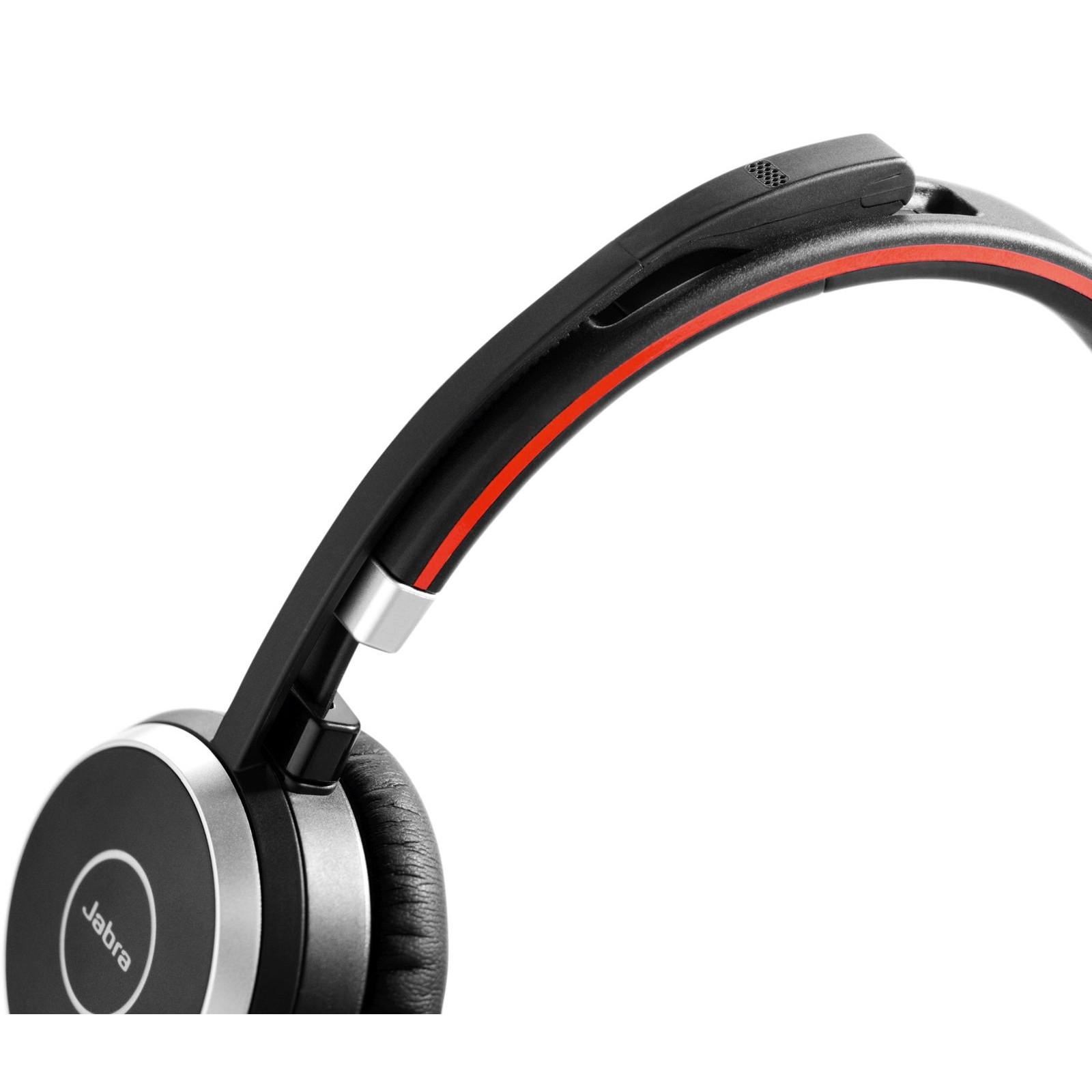 Jabra Evolve 40 Headset Design