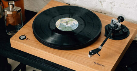 Roberts RT100 Turntable Review