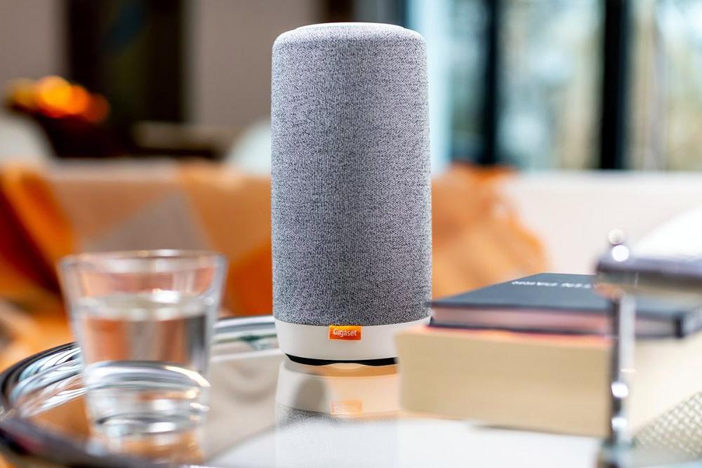 Gigaset Smart Speaker Design