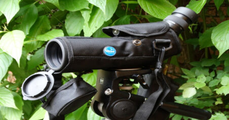 Viking 12-36x50mm Swallow Spotting Scope Review