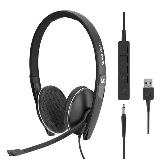Sennheiser SC 165 USB Headset