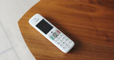 Gigaset E390A Big Button Cordless Phone Review