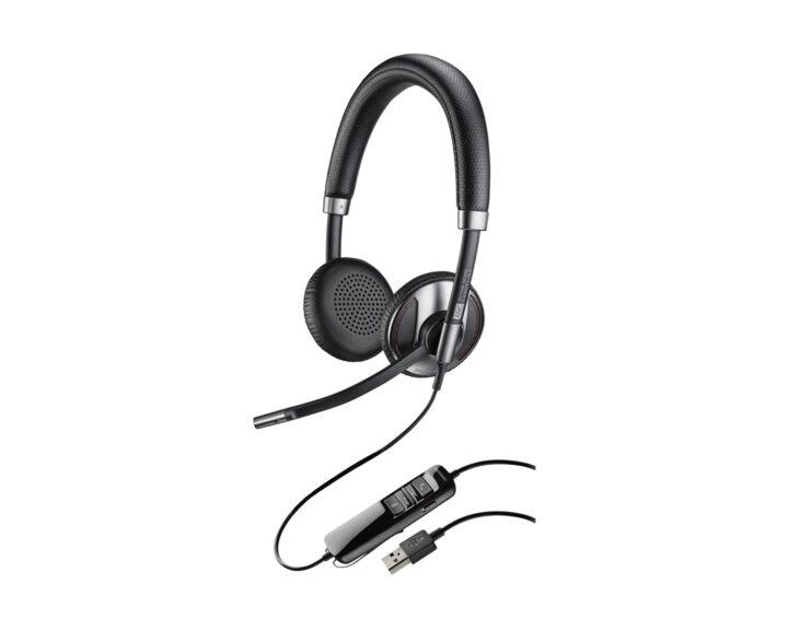 Plantronics Blackwire C725-M Sound