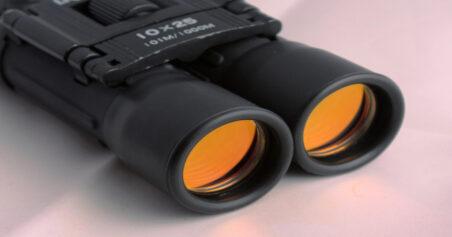 Top 5 Best Compact Binoculars Under £100